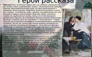 """Образ и характеристика николая алексеевича в рассказе """"темные аллеи"""" бунина: описание в цитатах"""