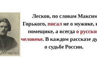 Цитаты из произведений н. лескова: афоризмы, мудрые высказывания о жизни, человеке и т.д.
