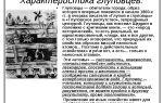 """Глуповцы в """"истории одного города"""": описание жителей города глупова, характеристика, образ"""