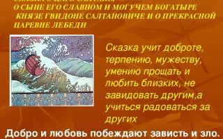 """Краткое содержание """"сказки о царе салтане…"""" пушкина: краткий пересказ сюжета, сказка в сокращении"""