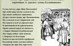 """Анализ поэмы """"песня про царя ивана васильевича, молодого опричника и удалого купца калашникова"""": суть, смысл, идея, особенности"""