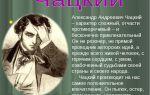 "Характеристика чацкого в комедии ""горе от ума"" грибоедова: описание, биография героя"