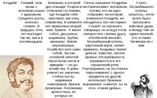 """Образ ноздрева в поэме """"мертвые души"""": описание характера и внешности"""