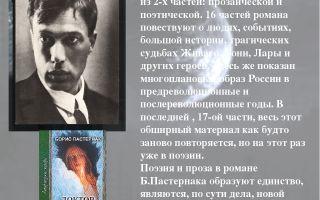 """Критика о романе """"доктор живаго"""" пастернака, отзывы современников, анализ сути, смысла и идеи"""