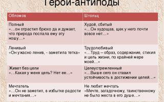 """Женские образы в романе """"обломов"""": краткая характеристика, описание героинь"""