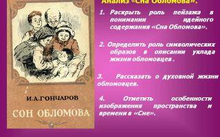 """Жизнь в обломовке в романе """"обломов"""" гончарова: образ жизни обломовцев"""