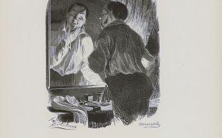 """Иллюстрации к поэме """"мертвые души"""" гоголя художника а. агина (рисунки, картинки, портреты героев)"""