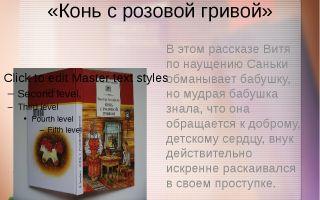 """Санька в рассказе """"конь с розовой гривой"""" астафьева: характеристика, образ, описание"""