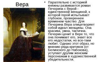 """Письмо веры к печорину в романе """"герой нашего времени"""" (текст эпизода)"""