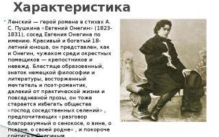 """Зарецкий в романе """"евгений онегин"""" пушкина: характеристика в цитатах"""