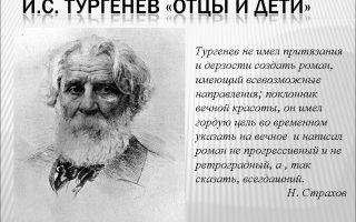 """Краткий пересказ романа """"отцы и дети"""" по главам (краткое содержание)"""