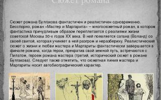 """Краткое содержание """"мастер и маргарита"""": пересказ сюжета, роман в сокращении"""